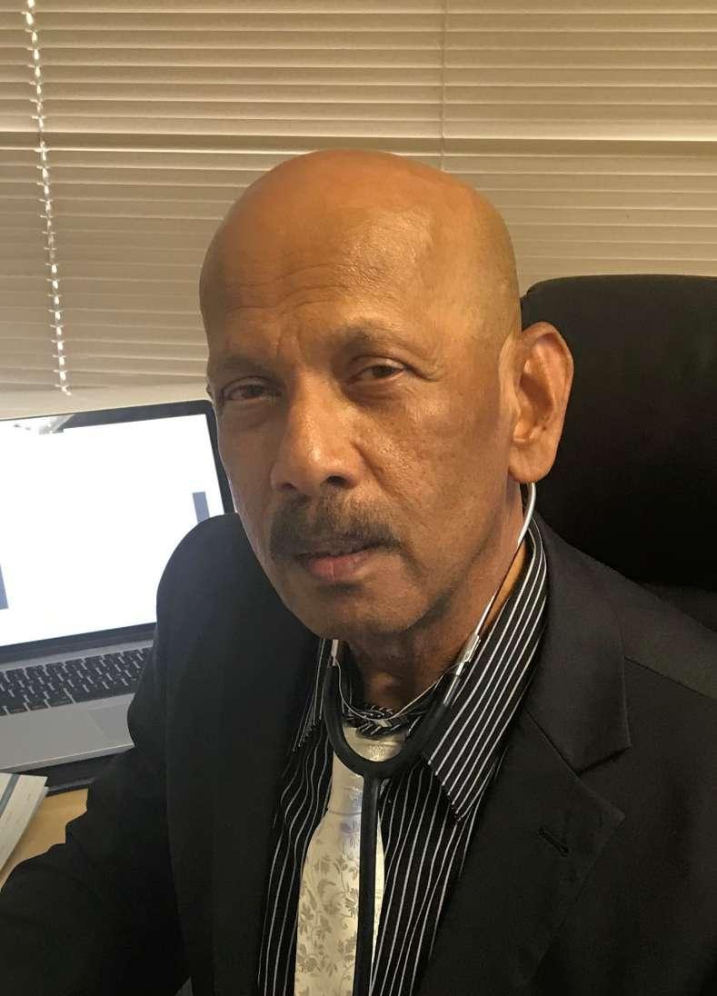 Dr Ravindra Raj